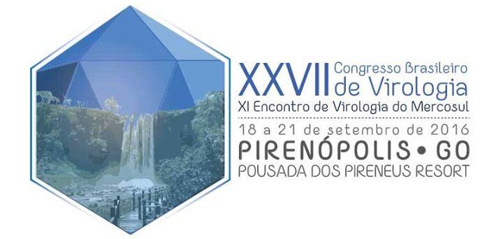 XXVII Congresso Brasileiro de Virologia