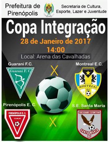 Copa Integração