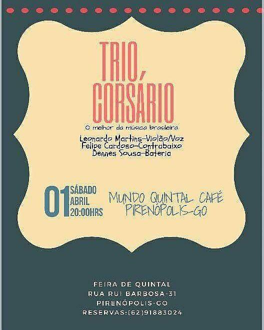 Trio Corsário